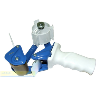 Handabroller Metall mit Bremse - K20B