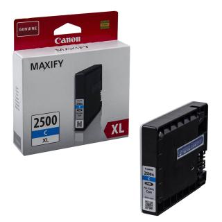 Original Druckerpatrone Canon PGI-2500 XL Cyan - 9265B001