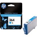 Original Druckerpatrone HP 364 Cyan - CB318EE
