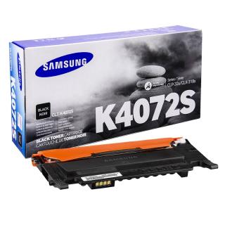Original Samsung Toner CLT-K4072S schwarz