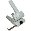 Kraftlocher SIO 8063 6,5mm Grau