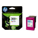 Original HP 300 XL Color Druckerpatrone - CC644EE