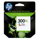 Original HP 300 XL Color Druckerpatrone - CC644EE