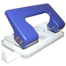 Locher 1,35mm Stanzleistung blau mit Anschlagschiene