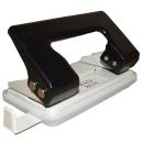 Locher 1,35mm Stanzleistung schwarz mit Anschlagschiene
