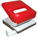 Locher 2,5mm Stanzleistung Rot mit Anschlagschiene