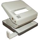 Locher 2,5mm Stanzleistung Grau mit Anschlagschiene