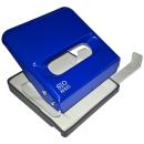 Locher 2,5mm Stanzleistung Blau mit Anschlagschiene