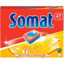 Somat ALL IN 1 - 7 MULTI-AKTIV Spülmaschinentabs 27 St.