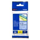 P-Touch Schriftbandkassette TZE-531 (schwarz auf blau,...