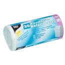 20 PAPSTAR Kosmetik-Abfallbeutel 5,0 l