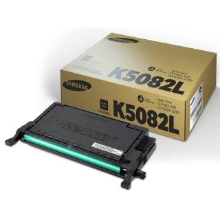 Original Samsung CLT-K5082L schwarz Toner