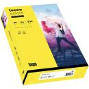 tecno Kopierpapier gelb DIN A4 80 g/qm 500 Blatt