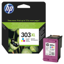 Original Druckerpatrone HP 303 XL Color - T6N03AE