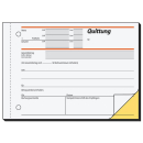 sigel SD021 Quittung, MwSt. separat ausgewiesen