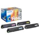 SAMSUNG CLT-P504C schwarz, cyan, magenta, gelb Toner-Kit