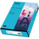 250 Blatt blaues Kopierpapier A4 160g/m²