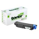 my green Toner zu Kyocera TK-5140C / 1T02NRCNL0 Cyan -...