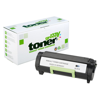 Alternativ Toner zu Lexmark 50F2H00 / 502H schwarz - 5000 S. my green