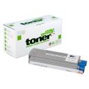 my green Toner zu Oki 43324408 Schwarz - ca. 8000 Seiten
