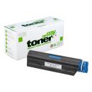 my green Toner zu Oki 44992402 Schwarz - ca. 2500 Seiten