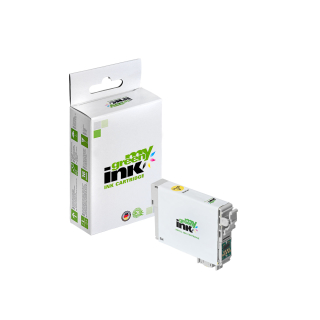 Alternativ Druckerpatrone zu Epson C13T07144010 / T0714 gelb my green