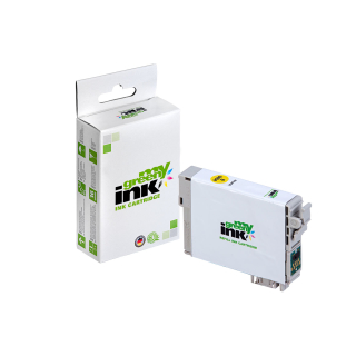 Alternativ Druckerpatrone zu Epson C13T08044010 / T0804 gelb my green