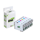 my green Tinte zu Epson C13T08074010 / T0807 Mehrfarbig