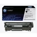 Original HP 12A Toner (Q2612A) schwarz