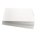100 Karteikarten DIN A5 190g/qm weiß beidseitig...
