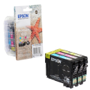 3 Original Druckerpatronen Epson 603 Color-Multipack - T03U5