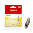 Original Druckerpatrone Canon CLI-521 Y Gelb - 2936B001AA