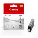 Original Druckerpatrone Canon CLI-521 GY Grau - 2937B001AA