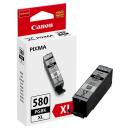 Original Druckerpatrone Canon PGI-580 XL PGBK schwarz -...