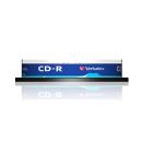 10er CD-R Spindel 52x, 700MB/80min Verbatim