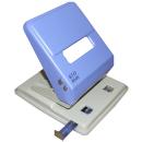 Locher 3,6mm Stanzleistung Blau mit Anschlagschiene