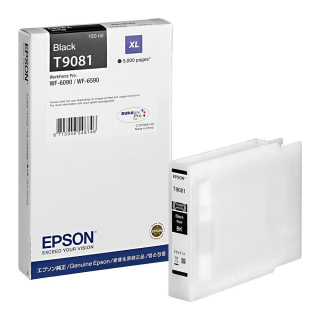 Original Druckerpatrone Epson T9081XL