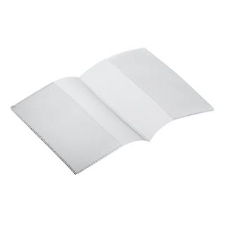 DURABLE Dokumentenhülle transparent 19,6 x 13,4 cm