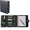 bind Terminplaner Manager Plus DIN A5 Leder schwarz