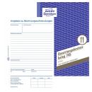 Zweckform 745 Bewirtungskostenbeleg A5, 50 Blatt