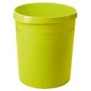 HAN Grip Papierkorb 18,0 l lemon Kunststoff