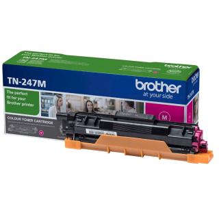 Original Toner brother TN-247M magenta - ca. 2300 Seiten