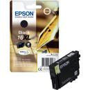 Original Druckerpatrone Epson T1631 XL schwarz