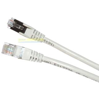 LogiLink Netzwerkkabel 0,5 Meter grau - CP1022D