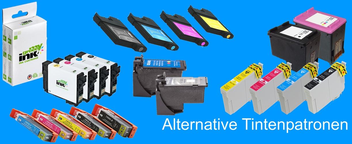 Alternatives Druckerzubehör